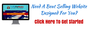 beat selling website creation
