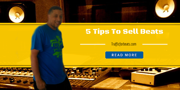 5 Tips To SellBeats