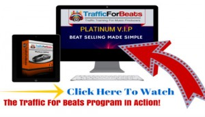 selling beats online with placements