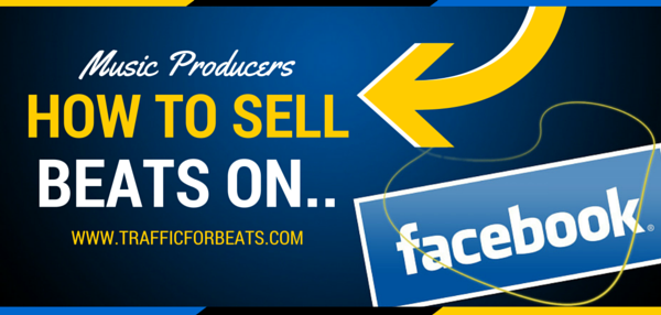 how to sell beats on facebook