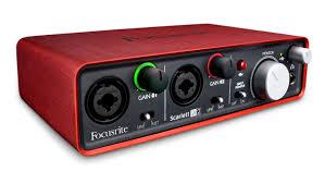 audio inter