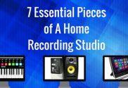 home recording studio today