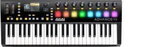 Midi keyboards for home recording studio