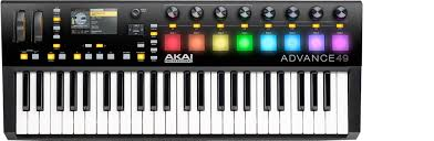 Midi keyboards for home recording studio